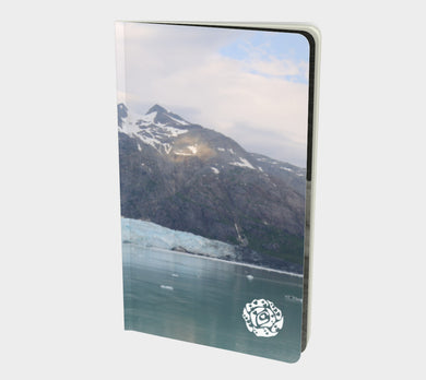 Small Notebook by Emily Rosebud GLACIER BAY 3