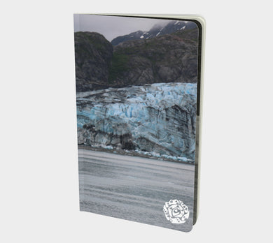 Small Notebook by Emily Rosebud GLACIER BAY 2