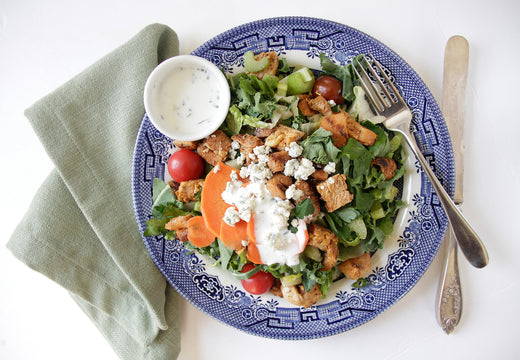 Buffalo Chicken Salad - Green Spoon Kitchen