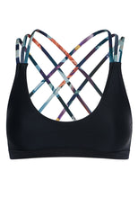 We Are Handsome The Score Active Lattice Bra Top