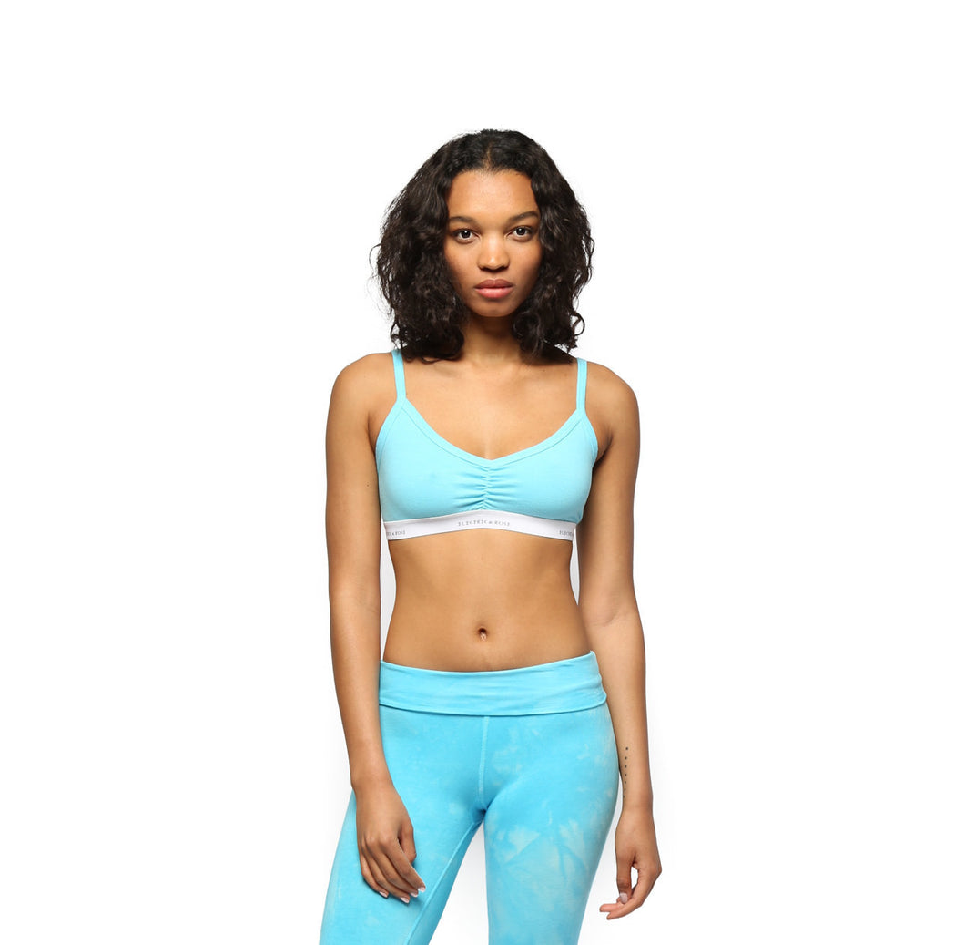 Electric & Rose Paloma Bralette Drift Blue
