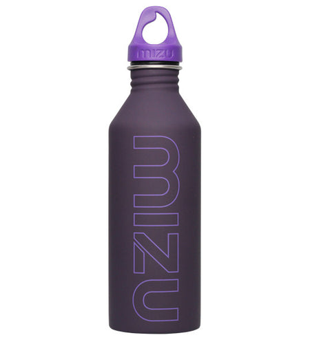 Mizu M8 Water Bottle Soft Touch Purple 800ml