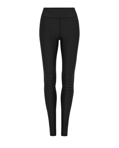 Vie Active Rebekka Moto Tights Black