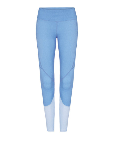 Vie Active Riley 7/8 Compression Tight Pacific Herringbone