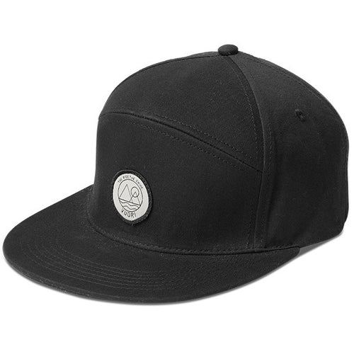Vuori The Rise The Shine Cap Black