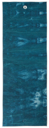 Manduka Yogitoes Yoga Towel Tanzanite