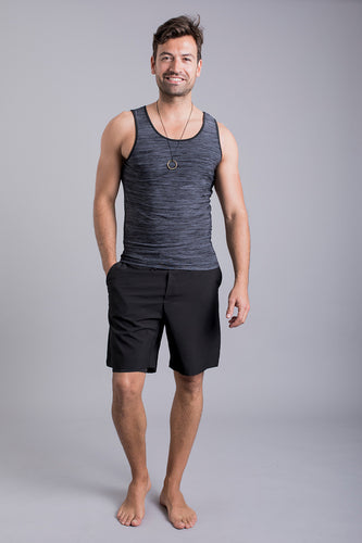 Ohmme Warrior II Lined Shorts - Black