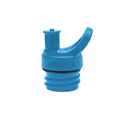 Mizu M Series Sports Bottle Cap Blue