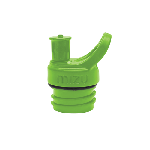 Mizu M Series Sports Bottle Cap Green