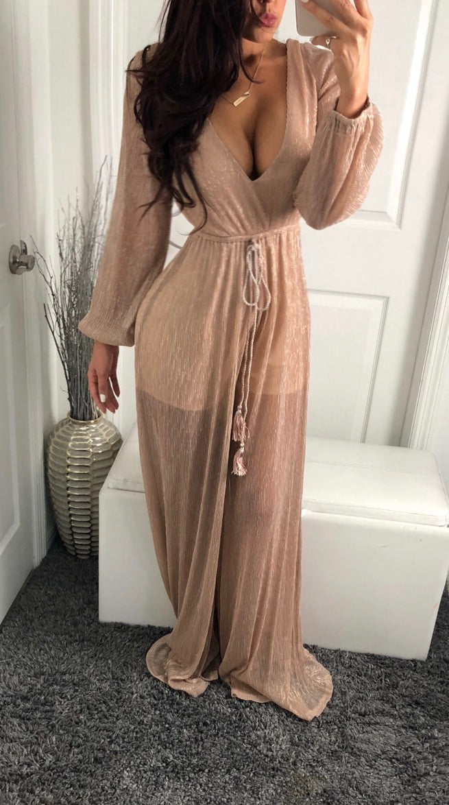 This is everything -comfortable jumpsuit - by Halos Boutique