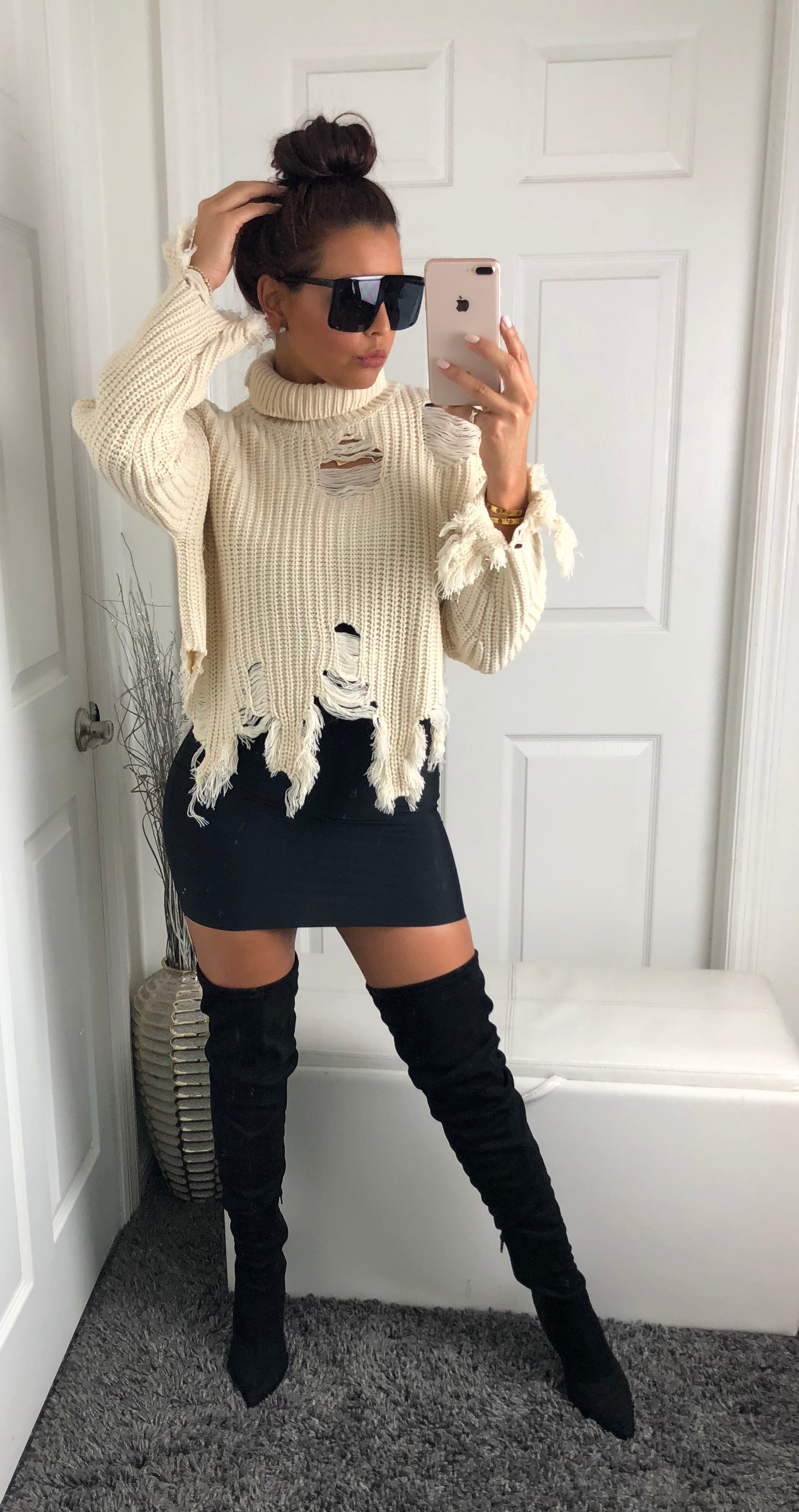 Ye Sweater - Kanye West Inspired 2018 - Tops by Halos Boutique