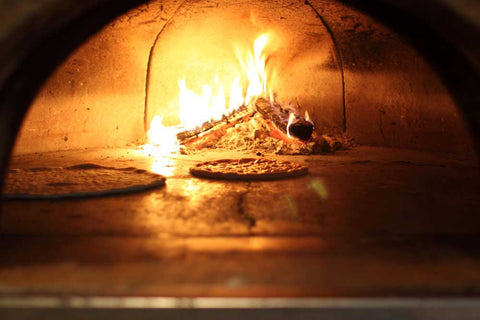 Wood-fired Food