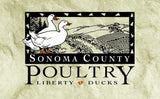 Sonoma County poultry logo