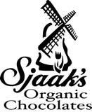 sjaaks organic chocolates logo