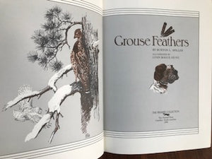 Grouse Feathers - by Burton Spiller