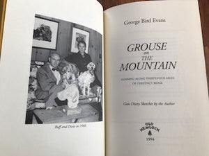 Grouse On The Mountain by George Bird Evans