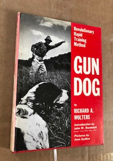 Gun Dog by Richard Wolters