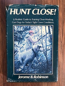 Hunt Close! by Jerome Robinson