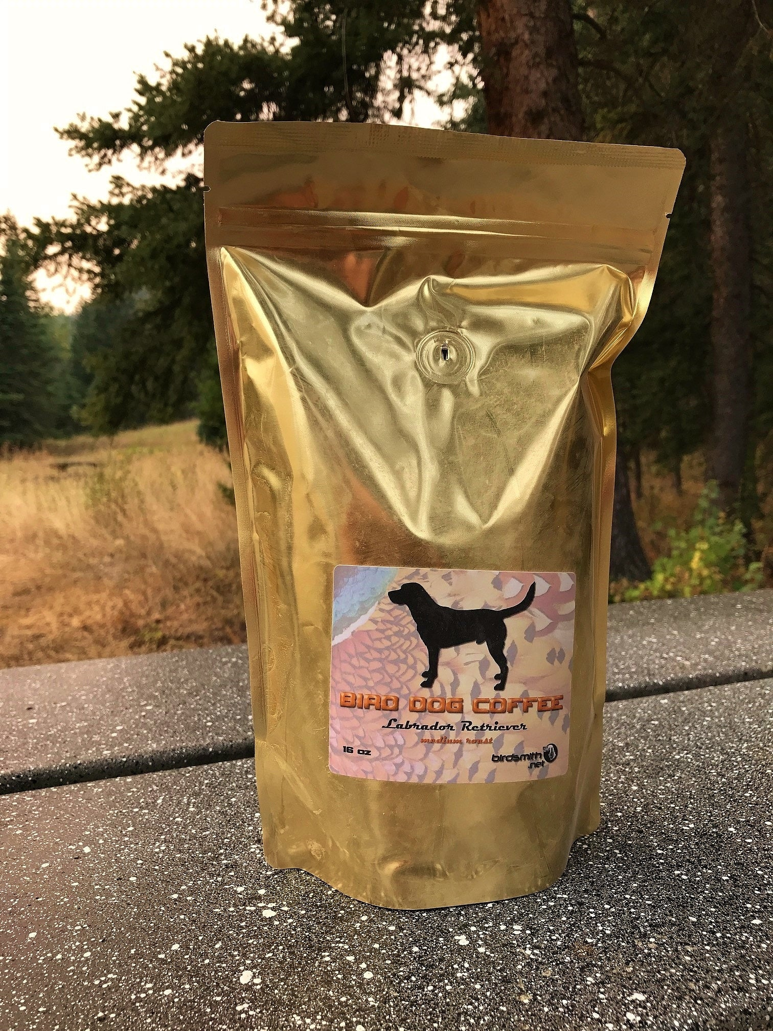BIRD DOG COFFEE - Labrador Whole Bean