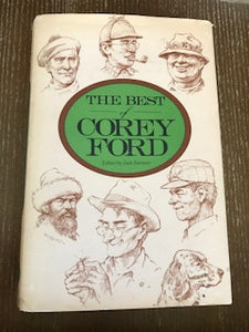 The Best Of Corey Ford Edited by Jack Samson