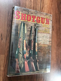 The Shotgun Book by Jack O'Connor