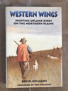 Western Wings by Ben Williams