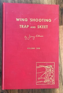 Wing Shooting Trap And Skeet by Jimmy Robinson