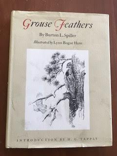 Grouse Feathers by Burton Spiller