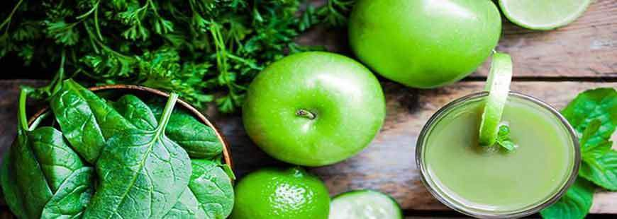 Detoxifying from Alcohol with Green Foods
