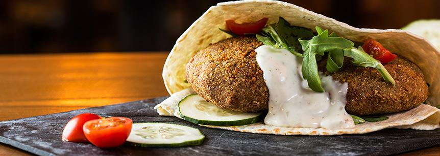Chickpea and Fava Bean Falafel Recipe