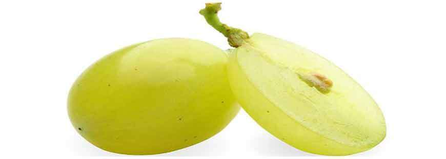 The Nutritional Content of One Grape