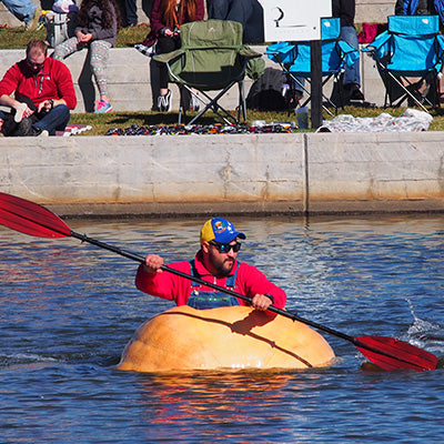 2019 Ginormous pumpkin regatta