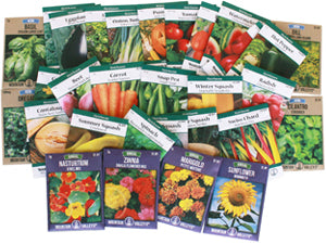 Seed Packet Order Form