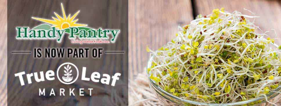 Handy Pantry is now part of True Leaf Market