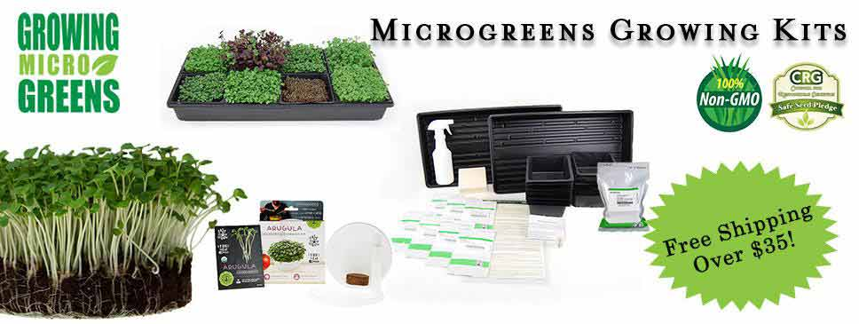 Microgreens Growing kits