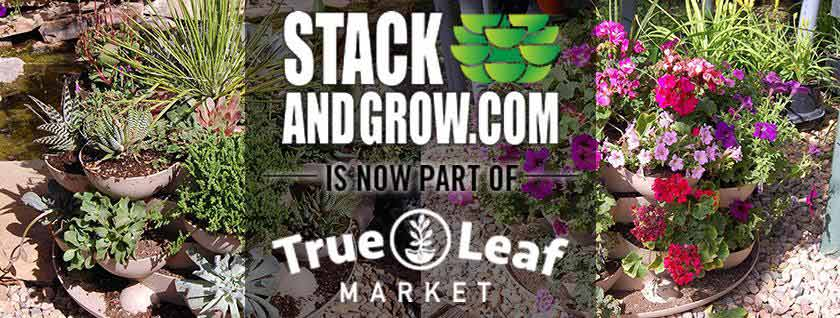 Stack and Grow is now part of True Leaf Market
