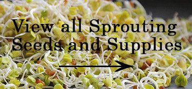All Sprouting Seed Categories