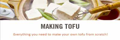 home pressed tofu starter guide