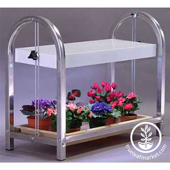 One Tray Growing Stand Perfect for indoor growing