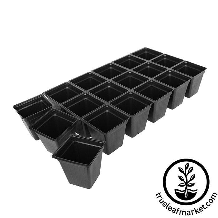 Tray Insert - 18 Cell break apart to start seeds