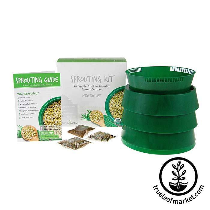 Sprout Garden - 3 Tray Stackable Seed Sprouter