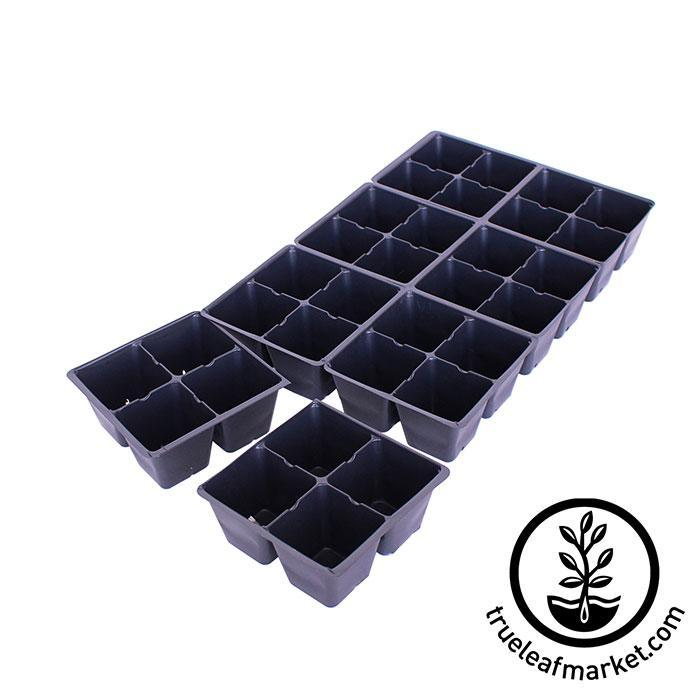 Tray Insert - 32 Cell - 8x4 Nested Break Apart Trays