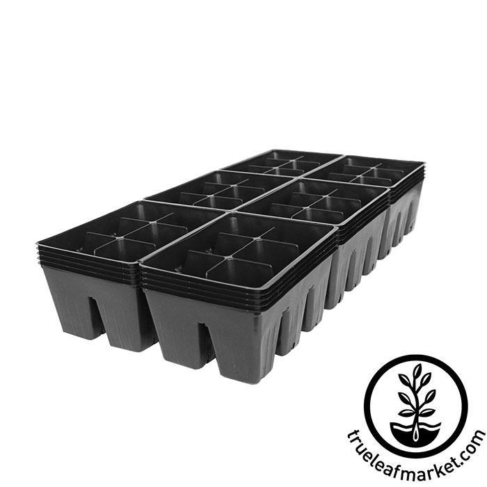 Tray Insert - 36 Cell - 6x6 Nested 5 Trays