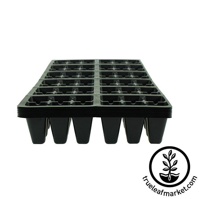 Tray Insert - 72 Cell - 12x6 Nested 10 Trays