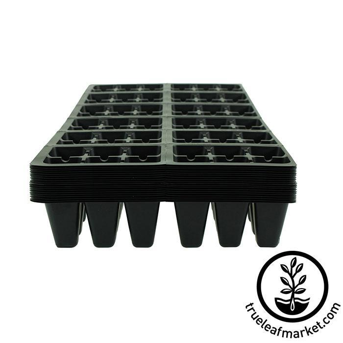 Tray Insert - 72 Cell - 12x6 Nested 20 Trays