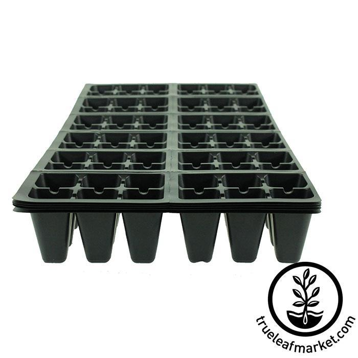 Tray Insert - 72 Cell - 12x6 Nested 5 Trays