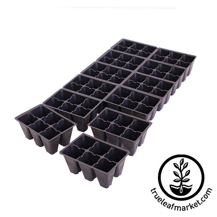 Tray Insert - 72 Cell - 12x6 Nested Tear Away Trays