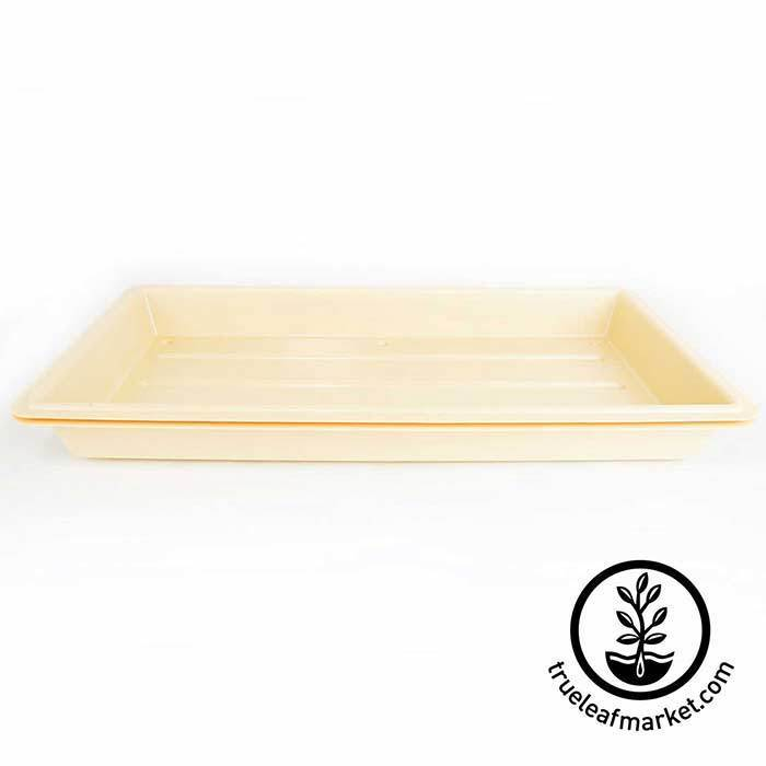 Tan Perma-Nest Greenhouse Tray