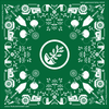 True Leaf Market Bandana Design