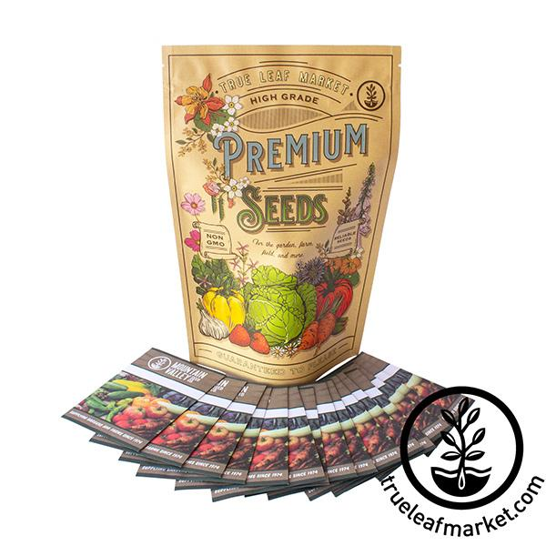 Conventional Heirloom Basic Garden - 15 Pack